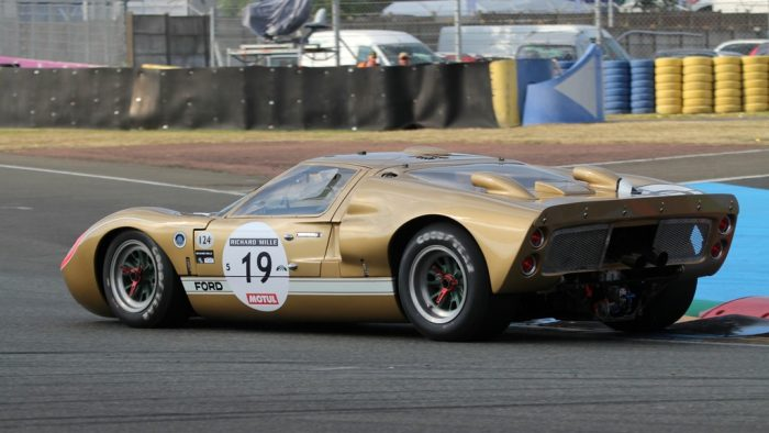 1965 Ford GT40 Mark II Prototype