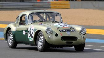1958 MG A Twin-Cam Coupe Gallery
