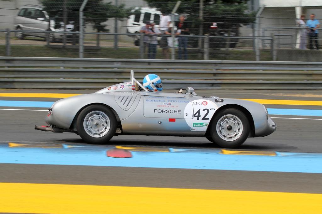 1956 Porsche 550A RS Spyder Gallery