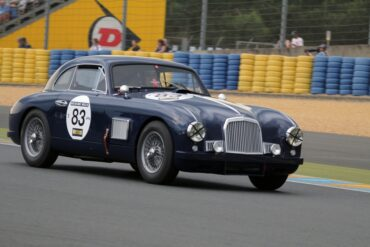 1950 Aston Martin DB2 'First Sanction' Gallery