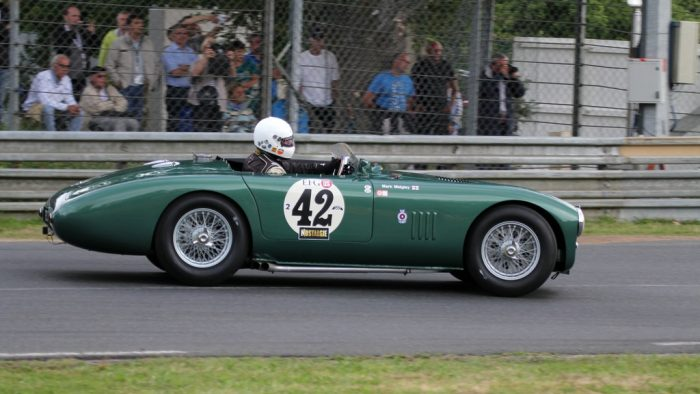 1952 Aston Martin DB3 Gallery