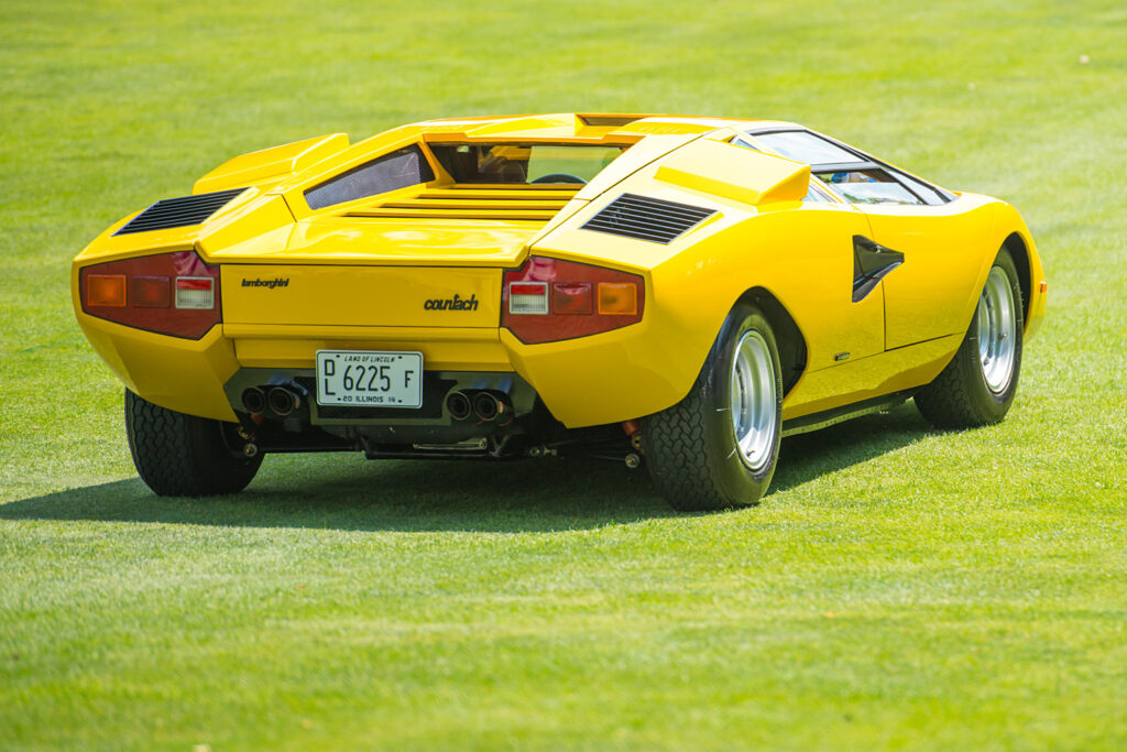 1976 Lamborghini Countach LP400 'Periscopo' Gallery