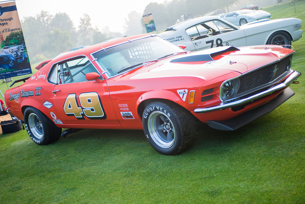 1970 Ford Mustang BOSS 429 Gallery