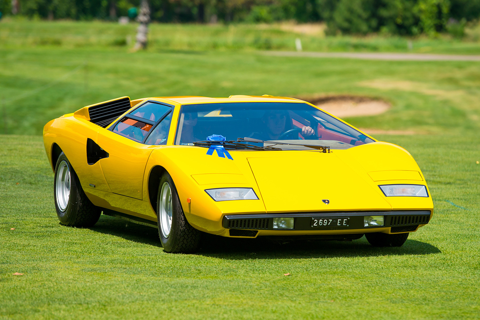 1976 Lamborghini Countach Lp400 Periscopo Gallery Supercars Net