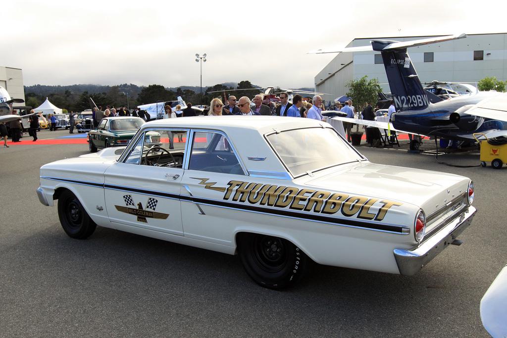 1964→1964 Ford Fairlane Thunderbolt