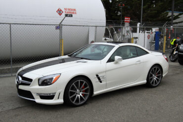 2012 Mercedes-Benz SL 63 AMG Gallery