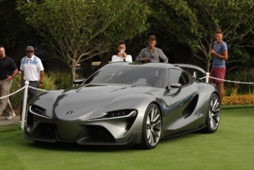 2014 Toyota FT-1 Concept Gallery