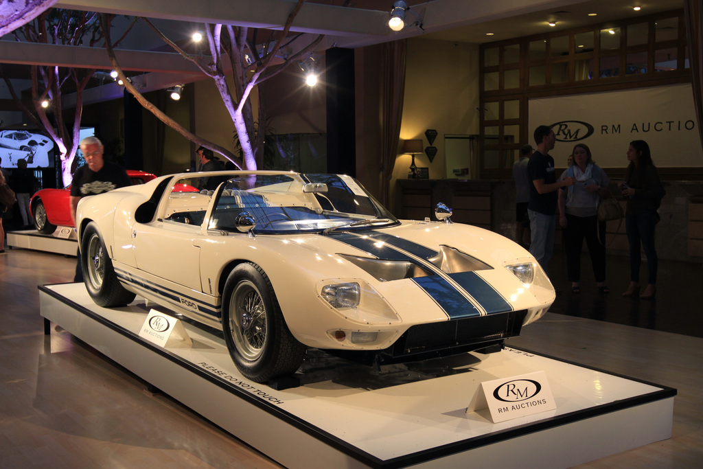 Top Fastest Cars >> 1964 Ford GT40 Prototype Gallery | | SuperCars.net