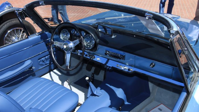 1960 Maserati 3500 GT Spyder Gallery