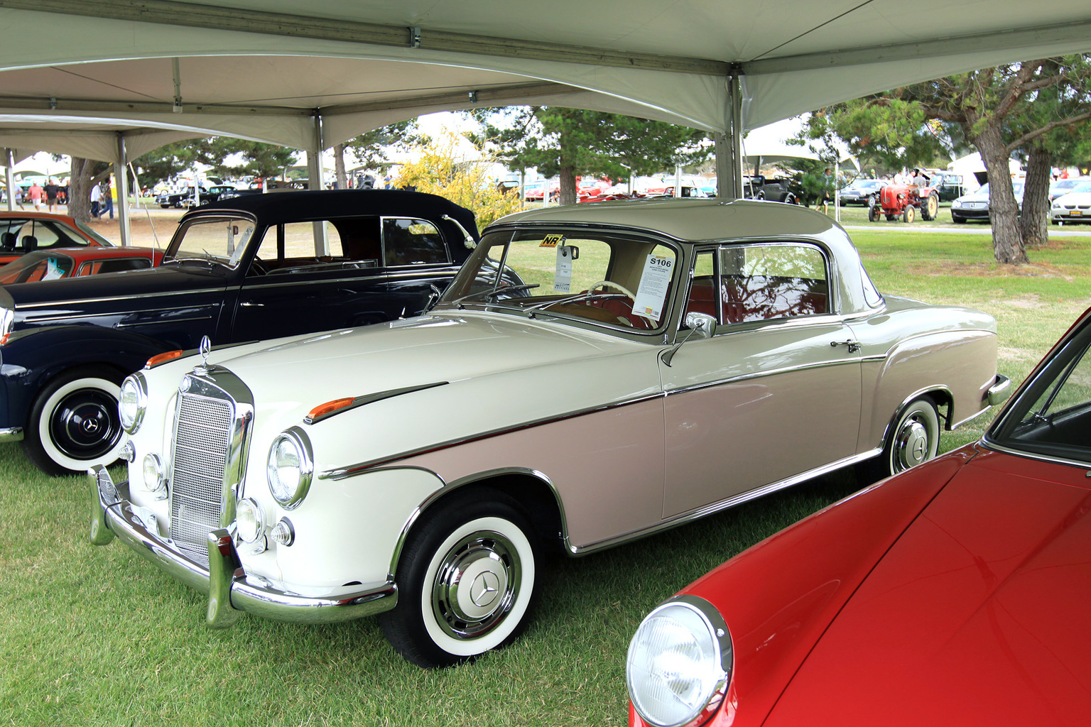1956 mercedes benz 220 s coup gallery gallery. Black Bedroom Furniture Sets. Home Design Ideas