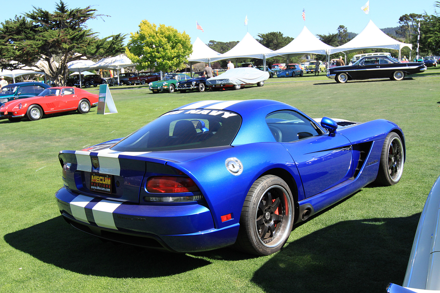 2005 Hennessey SRT-10 Viper Venom 1000 Coupe Gallery