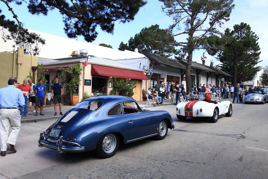 1956 Porsche 356A/1600 Coupé Gallery