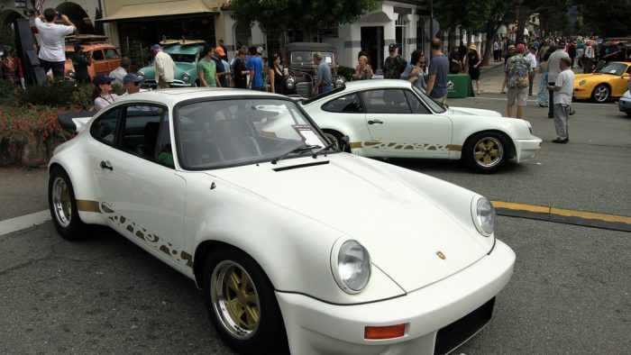 1974 Porsche 911 Carrera RS 3.0 Gallery