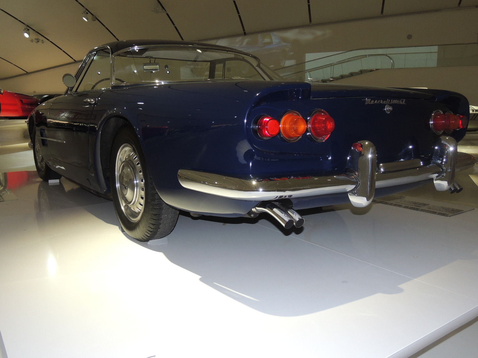 1959 Maserati 5000 GT Gallery