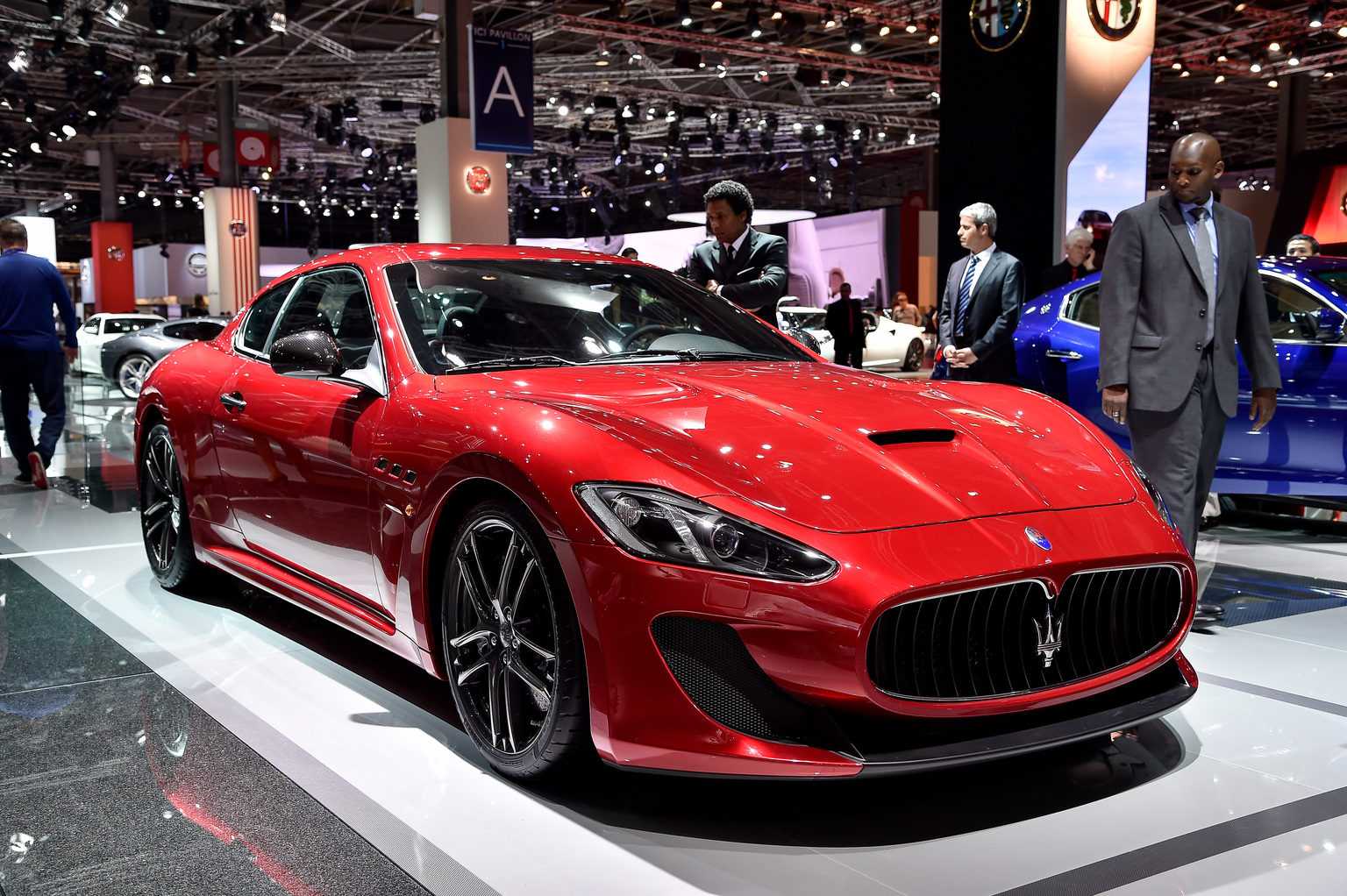 2013 maserati granturismo mc stradale gallery gallery. Black Bedroom Furniture Sets. Home Design Ideas