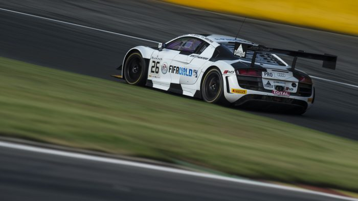 2012 Audi R8 LMS ultra Gallery