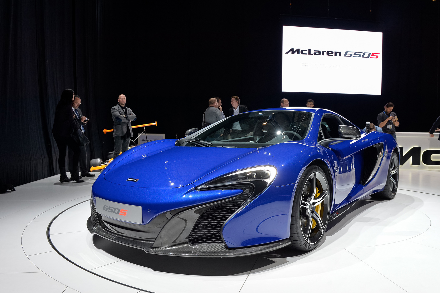 2014 McLaren 650S Coupé Gallery