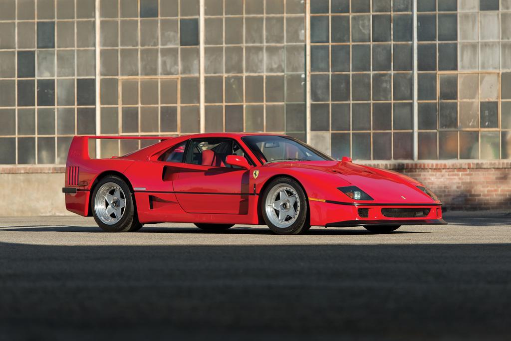 1990 Ferrari F40 US-Spec