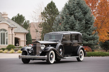 1933 Packard Twelve Model 1006 Gallery