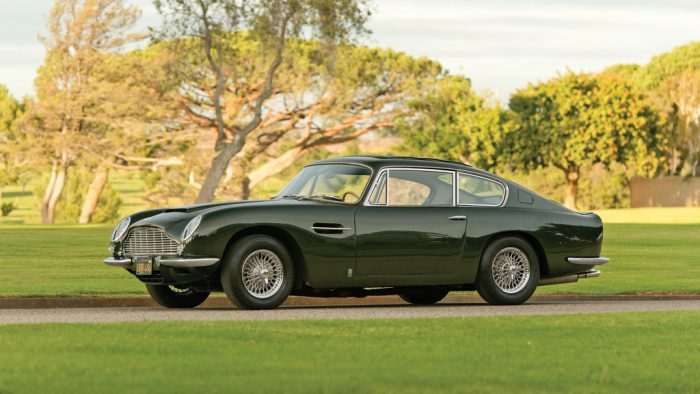 1966 Aston Martin DB6 Gallery