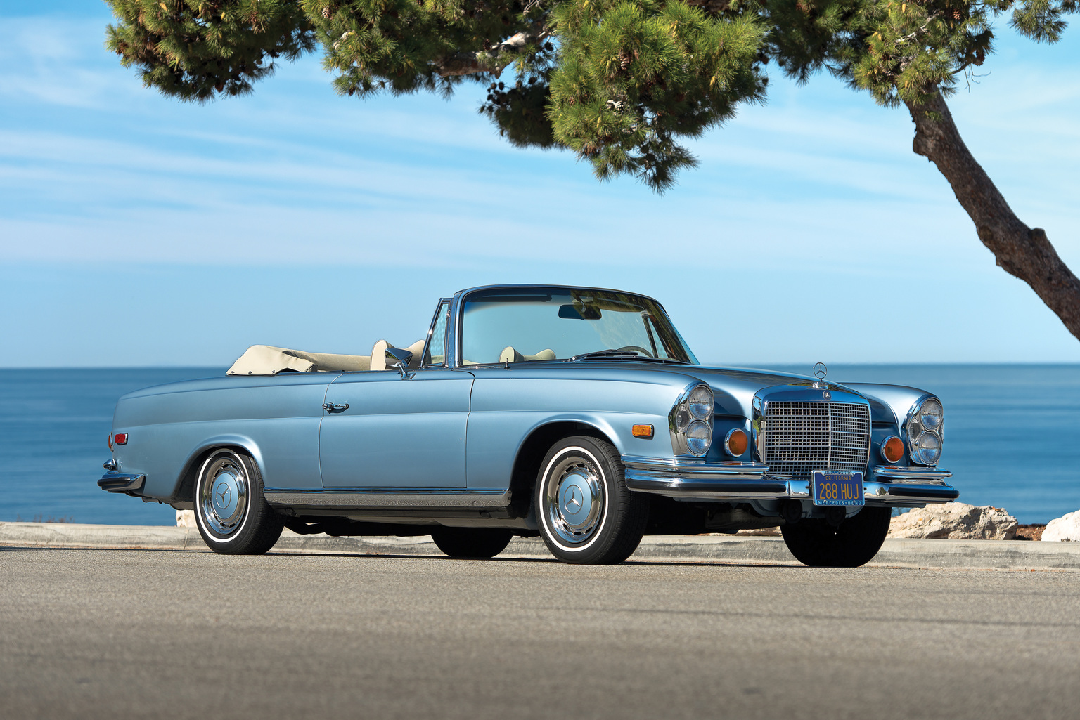 1969 mercedes benz 280 se 3 5 cabriolet gallery. Black Bedroom Furniture Sets. Home Design Ideas