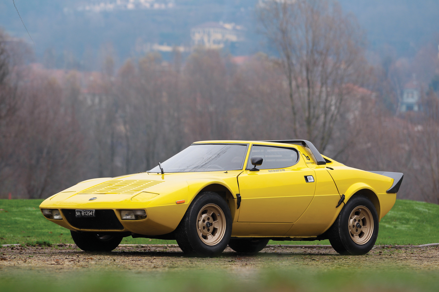 1972 Lancia Stratos HF Stradale Gallery