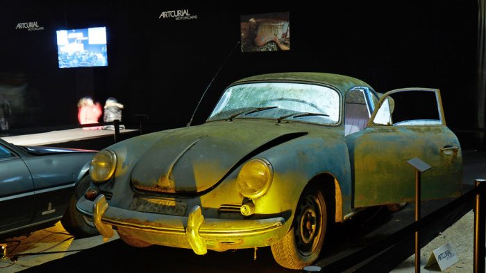 1964 Porsche 356C/1600 Coupe Gallery
