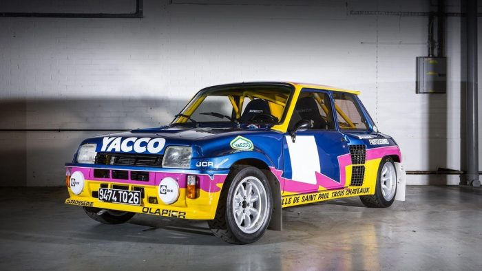 1984 Renault 5 Maxi Turbo Gallery