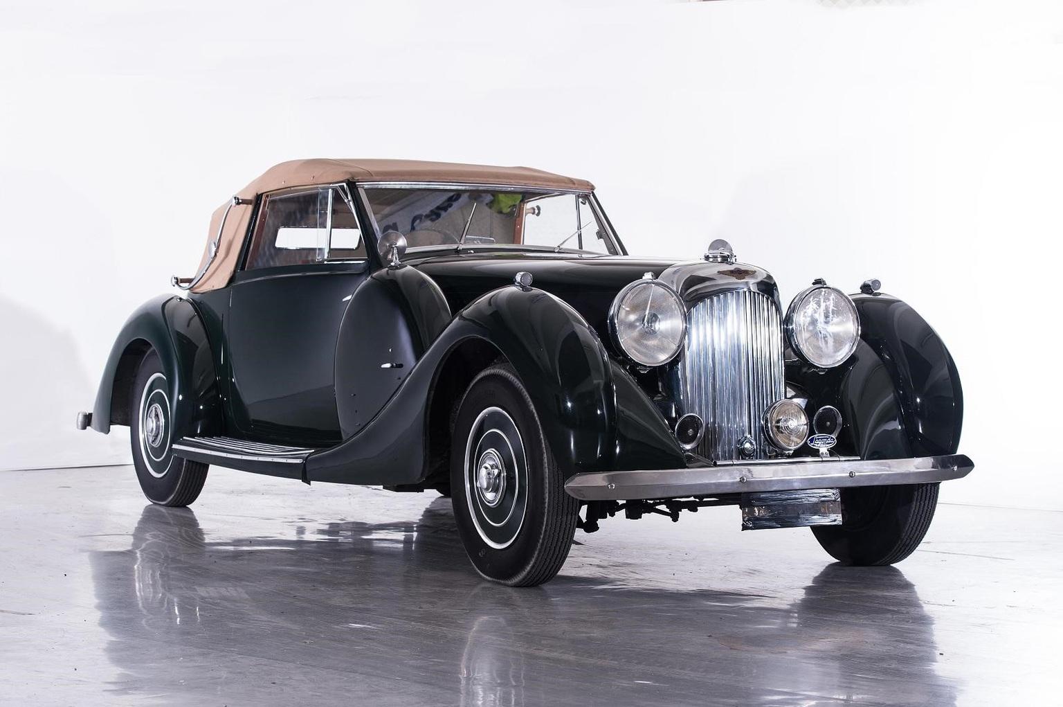1938 Lagonda LG6 Gallery