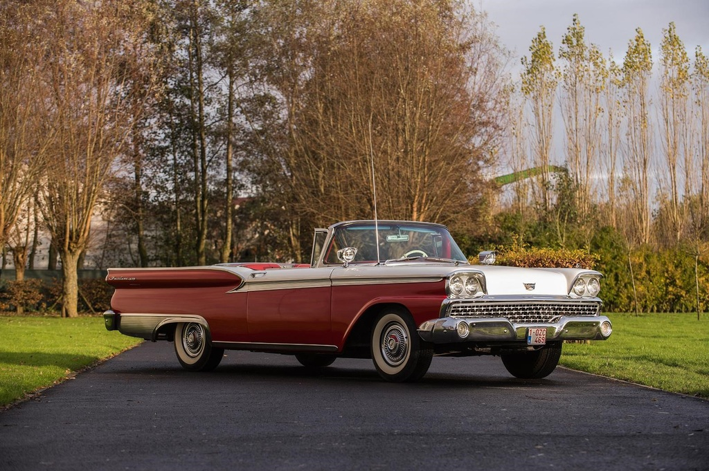 1959 Ford Galaxie Skyliner Gallery