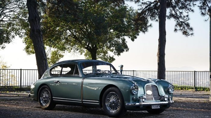 1953 Aston Martin DB2/4 Gallery