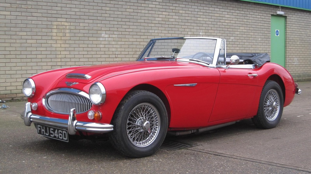 1965 austin healey 3000 mkiii bj8 phase ii gallery. Black Bedroom Furniture Sets. Home Design Ideas