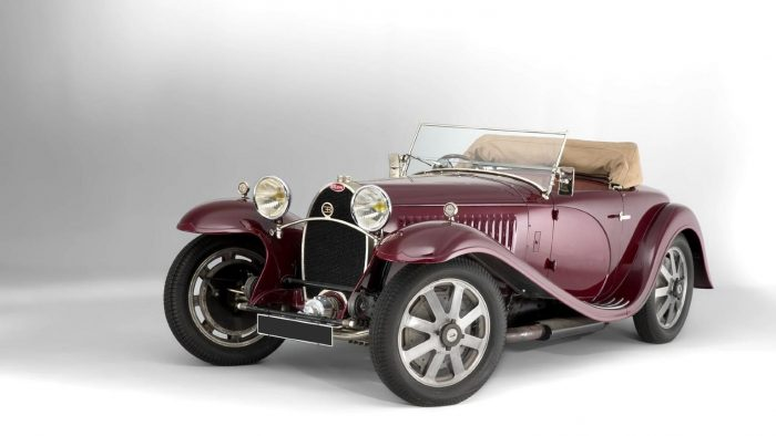 1932 Bugatti Type 55 Roadster Gallery