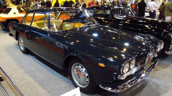 1960 Alfa Romeo 2000 Praho Gallery