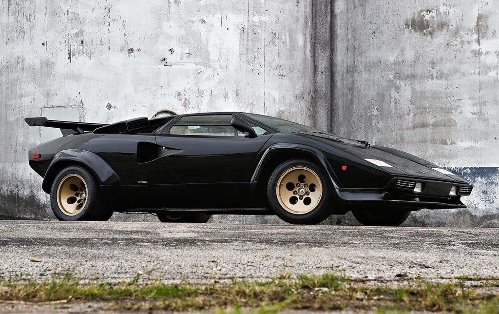 1982 Lamborghini Countach LP5000S Gallery