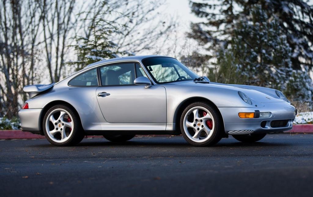 1995 porsche 911 turbo