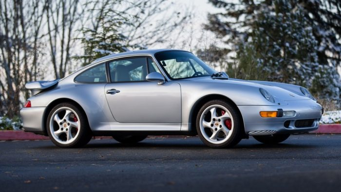 1995 Porsche 911 Turbo Gallery