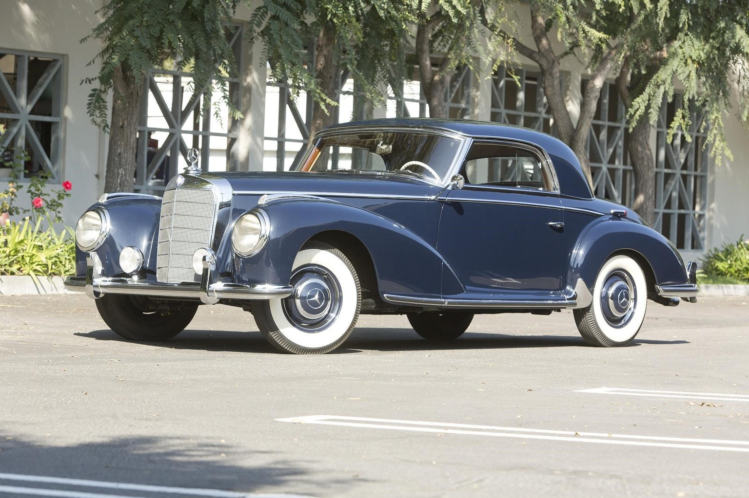 1952 mercedes benz 300 s coup review