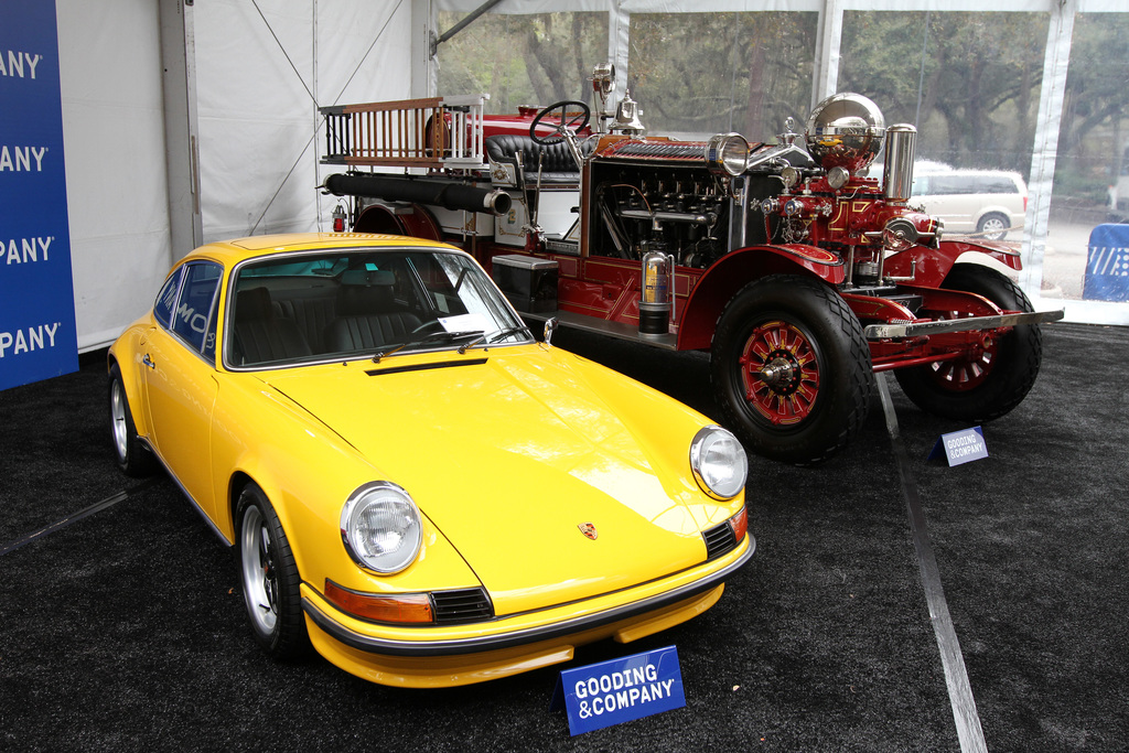 1972 Porsche 911 S 2.4 Coupé Gallery