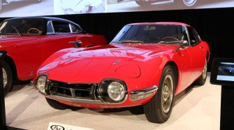 1967 Toyota 2000 GT Gallery