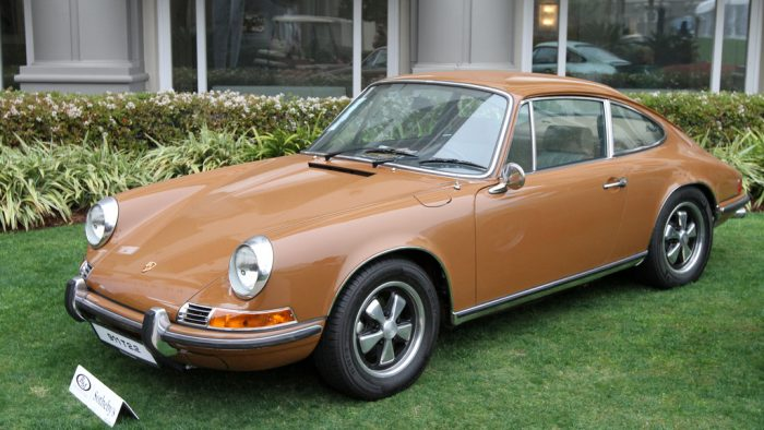 1970 Porsche 911 T 2.2 Coupé Gallery