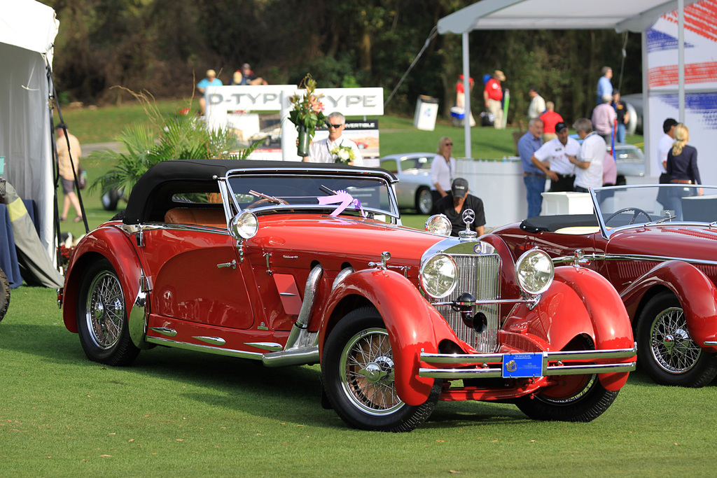 1927 Mercedes Benz 680 S Gallery Gallery Supercars Net
