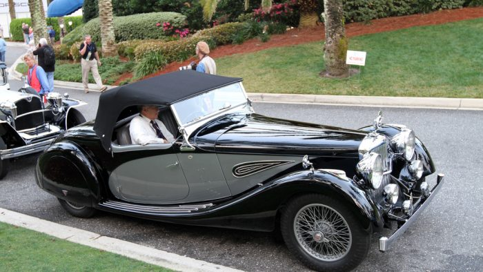 1936 Alvis Speed 25 Gallery