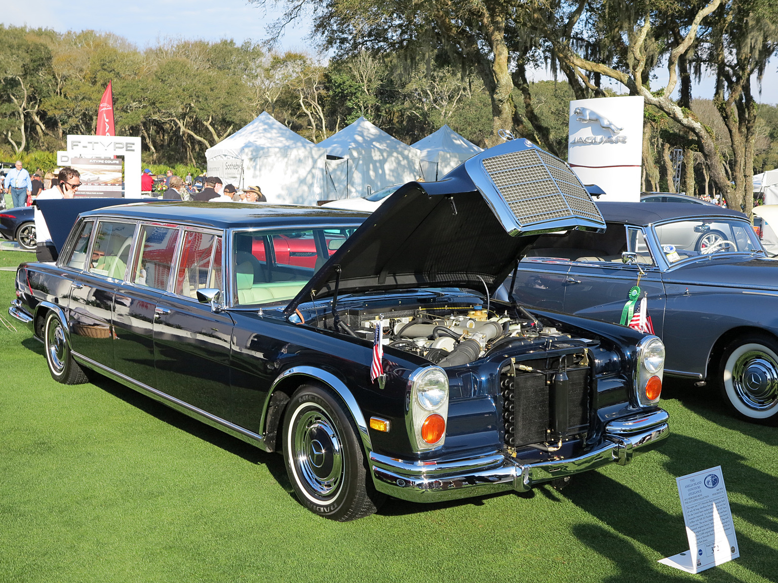Toyota Of Pullman >> 1963 Mercedes-Benz 600 Pullman Limousine Gallery | Gallery | SuperCars.net