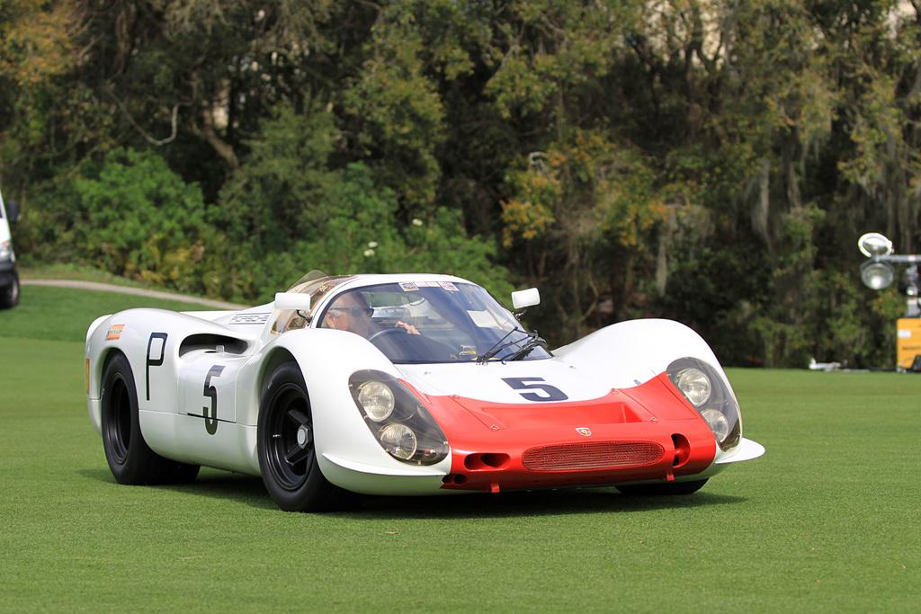 1968 Porsche 908 Coupé Gallery