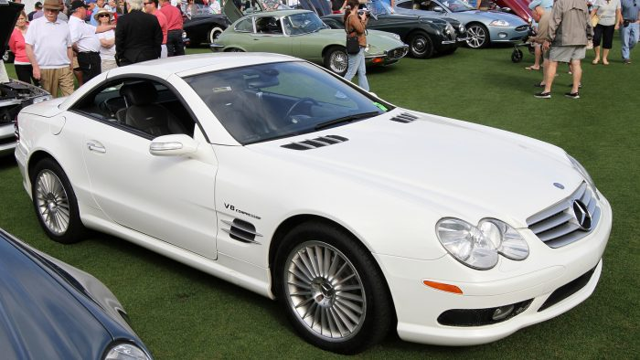2003 Mercedes-Benz SL 55 AMG Gallery