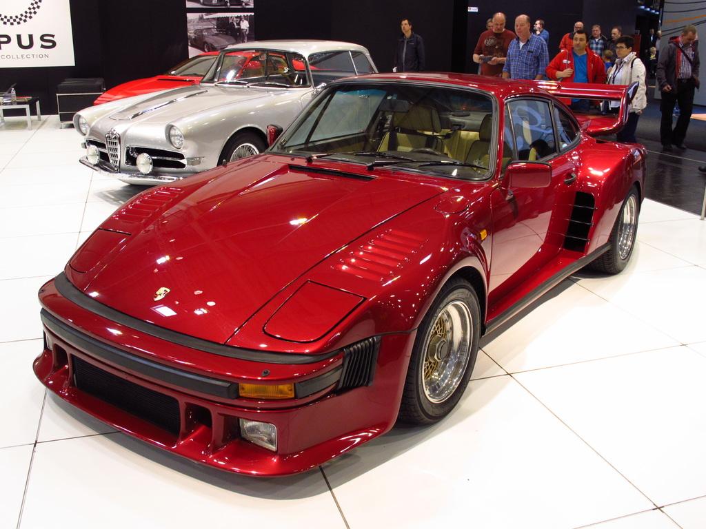 1983 Porsche 935 Straßenversion