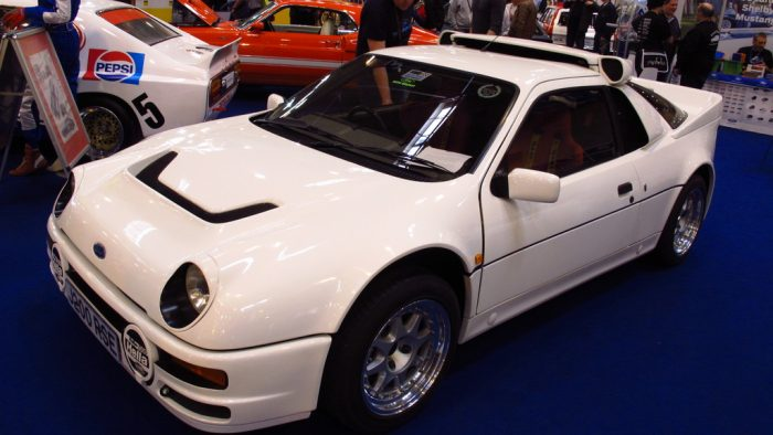 1985 Ford RS200