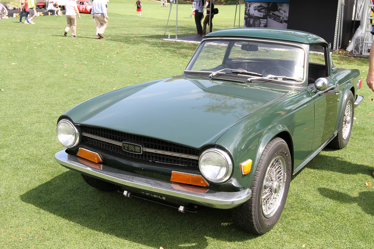 1968 Triumph TR6 Gallery | Gallery | SuperCars.net