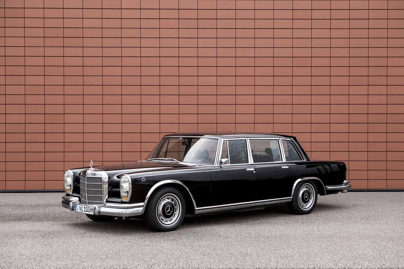 1963 mercedes benz 600 pullman limousine gallery gallery. Black Bedroom Furniture Sets. Home Design Ideas